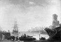 Claude-Joseph Vernet - Harbour Scene - KMSsp709 - Statens Museum for Kunst.jpg