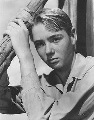 Claude Jarman Jr. - Jarman Jr., 1949