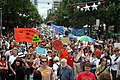 Climate Rally flows down Swanston street 2 (4178696066).jpg