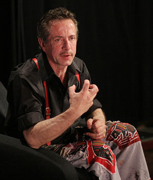 Clive Barker - Barker at the Science Fiction Museum in 2007