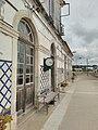 Clock of Amieira train station.jpg