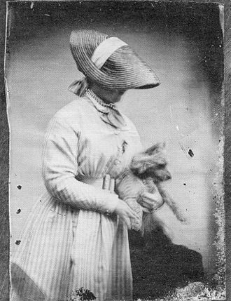 Marian Hooper Adams - Portrait of Clover Adams