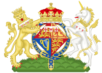 Coat of Arms of Anne, the Princess Royal.svg