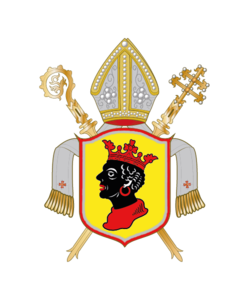 Coat of arms of Archdiocese of Munich and Freising.png