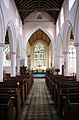 Cockfield Church interior - geograph.org.uk - 1456024.jpg
