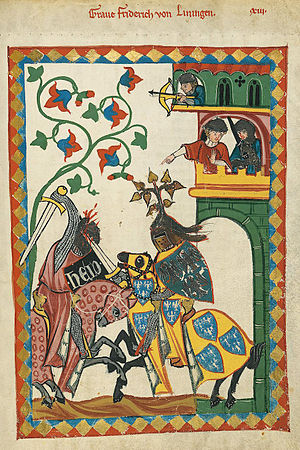 Leiningen family - Count Frederick II (d. 1237)