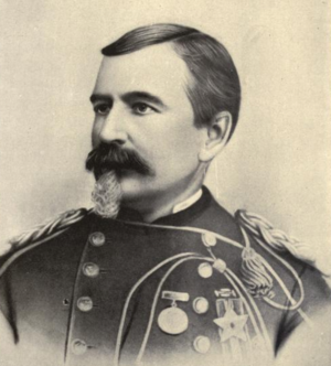 Anson Mills - Colonel Anson Mills