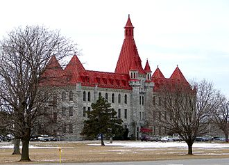 Correctional Service of Canada - Collins Bay Institution.