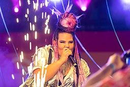 ColognePride 2018-Sonntag-Hauptbühne-2130-Netta Barzilai-9395