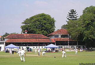 Colombo Cricket Club Ground Cricket stadium in Sri Lanka