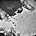 Columbia Glacier, Calving Terminus, Heather Island, Terentiev Lake, February 17, 1992 (GLACIERS 1563).jpg