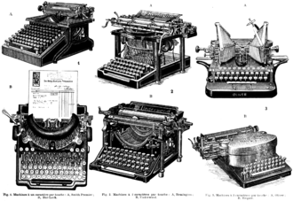 Comparison of full-keyboard, single-shift, and double-shift typewriters in 1911 Comparison of Full-Keyboard, Single-Shift, and Double-Shift Typerwriters in 1911.png