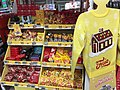 Confectionary and chocolate from Freia and Nidar displayed in Spar Supermarket in Tjøme, Norway 2018-12-16 B.jpg