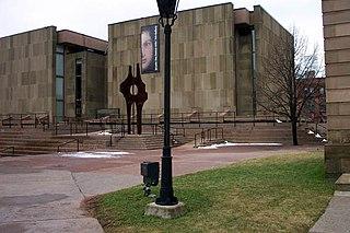 Confederation Centre Art Gallery Art museum in Prince Edward Island, Canada