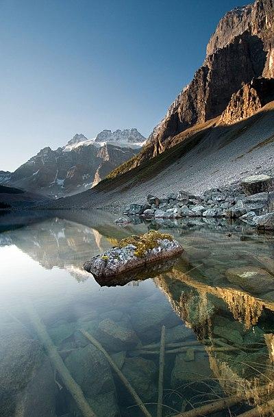 Lower Consolation Lake