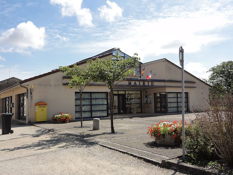 Contrisson (Meuse) mairie