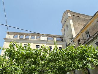 Nocera Inferiore - Il Monastery and Basilica of Sant'Anna