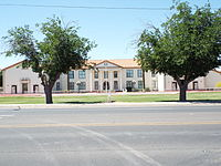 Original 1939 Coolidge High School