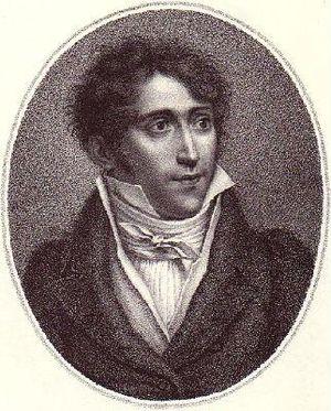 Jean Coralli - Jean Coralli, circa 1810