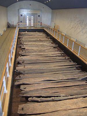 Ancient trackway - Corlea Trackway