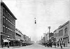 Corvallis in 1920