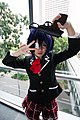 Cosplayer of Rikka Takanashi at Anime Festival Asia 20131108.jpg