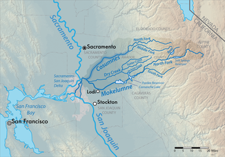 Cosumnes River – Wikipedia