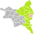 Coubron (Seine-Saint-Denis) dans son Arrondissement.png