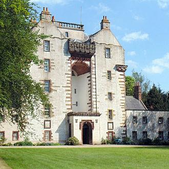 Craigston Castle - Craigston Castle