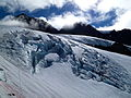 Crevasses on Upper Price Glacier Mt. Shuksan WA.jpg