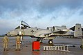 Crew chiefs launch an A-10 Thunderbolt II from Selfridge 141015-Z-MI929-001.jpg