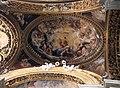 Cristoforo roncalli detto il pomarancio e aiuti (giuseppe agellio e cristoforo casolani), affreschi della volta di san silvestro in capite, ante 1605, 02.JPG