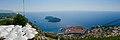 Croatie, Dubrovnik, Vue du sommet du Mont Srd (46317674945).jpg