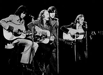 Crosby, Stills, Nash & Young - Image: Crosby Stills Nash and Young 1970