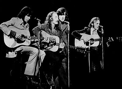 Picture of a band or musician: Crosby, Stills & Nash