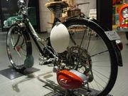 ... カブ Fを取り付けた自転車