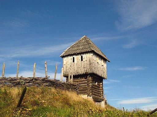 Curia Vítkov bei Kratzau (Chrastava)