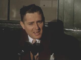 Curt Gowdy American sports announcer