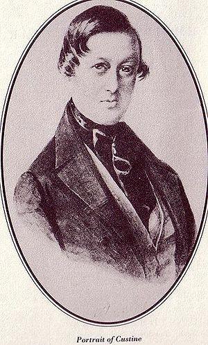 Marquis de Custine - Image: Custine