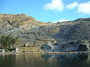 Cwmorthin Quarry