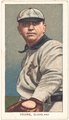 Cy Young, Cleveland Naps, baseball card portrait LCCN2008676575.tif