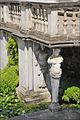 Détail du nymphée de la Villa Giulia (Rome) (5883306557).jpg