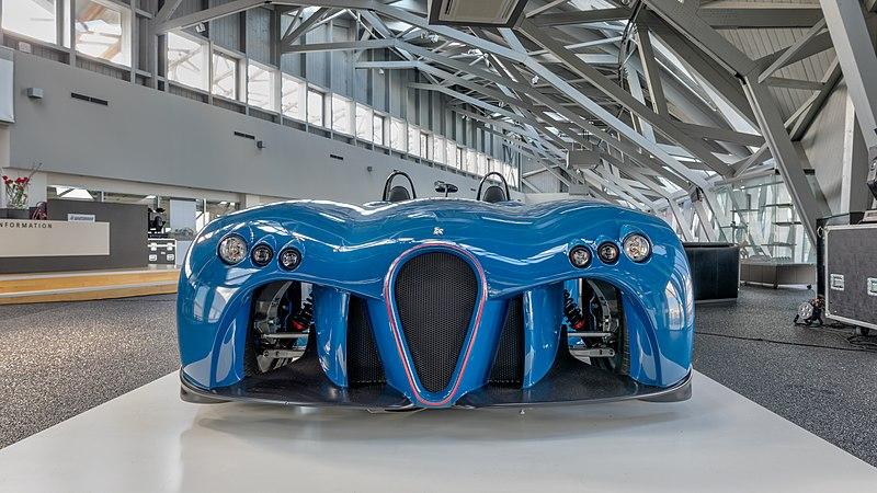 File:Dülmen, Wiesmann Sports Cars, Wiesmann Spyder Concept -- 2018 -- 9549-51.jpg