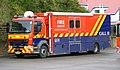 DAF 2008 LF 55 Emergency Hazmat Command Unit in Christchurch 2.jpg