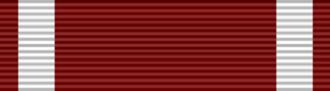 Lower Saxony Order of Merit - Image: DE NI Der Niedersächsische Verdienstorden (Bande) BAR