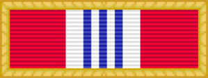 153rd Military Police Company (United States) - Image: DE National Guard Governors Meritorious Unit Award