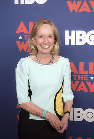 Doris Kearns Goodwin - Goodwin at the LBJ Library in 2016
