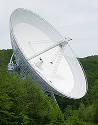 Effelsberg 100-m-Radioteleskop