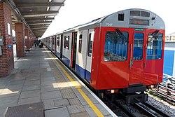 District - BVE London Routes & Trains
