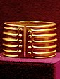 Dacian Gold Bracelet at the National Museum of Romanian History 2011 - 3.jpg
